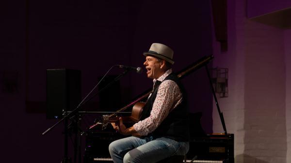 Bilder vom Konzert in Landshut im Herbst 2019